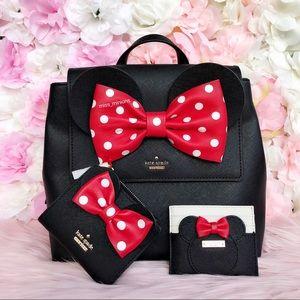 Kate Spade Disney Minnie Mouse Bundle